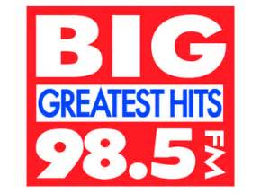 Image result for images of big 98.5
